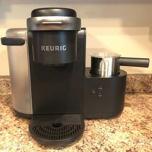 Keurig K-Cafe Coffee, Latte, and Cappuccino Maker